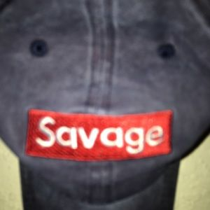 e377f63349b savage Accessories - Baseball Hat